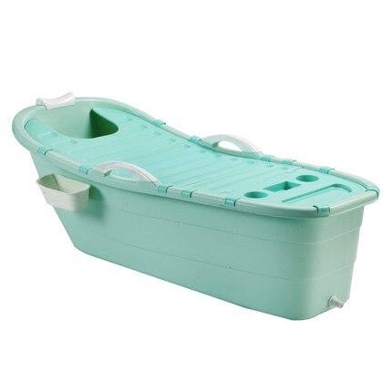 Baño para adultos, baño súper grande para niños, baño de plástico, grueso, Baño