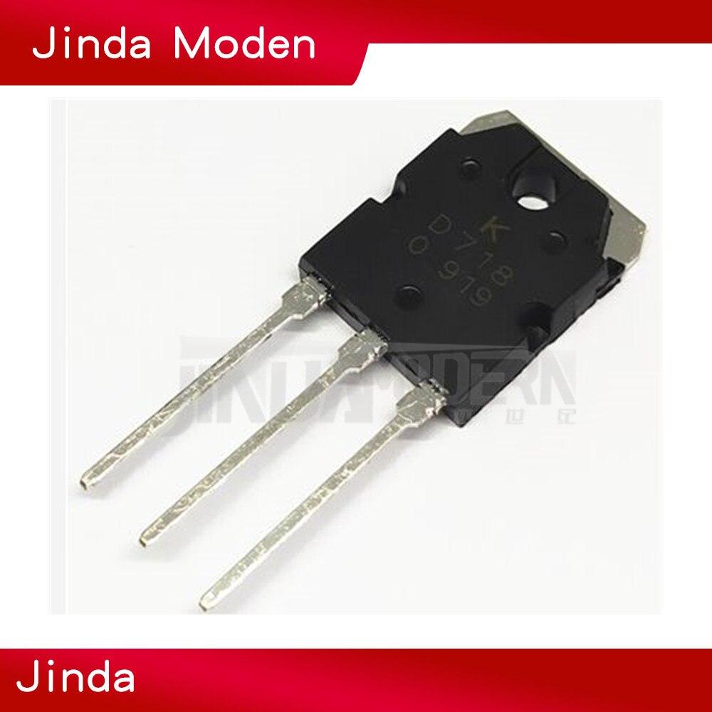 10pair 2SD718 2SB688 Transistor (10 x D718 + 10 x B688) new original IC