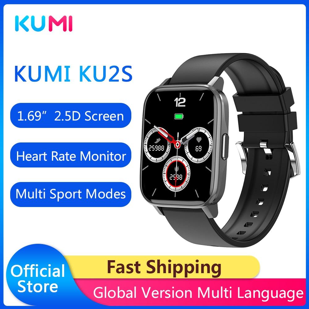KUMI Original KU2S Smart Watch 1.69