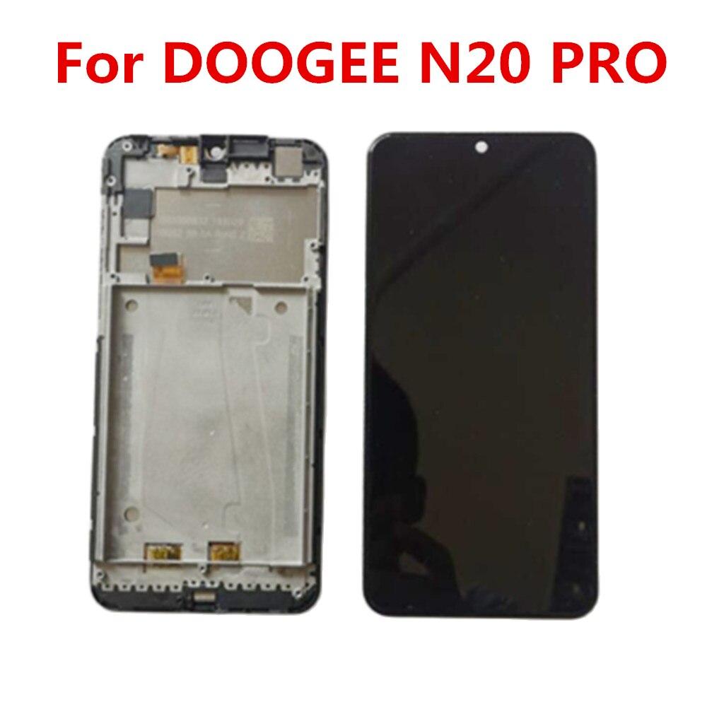 جديد الأصلي ل DOOGEE N20 6.3