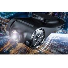 Dash Cam cámara grabadora DVR de coche ADAS G-Sensor y Video Recorder Dash Cámara