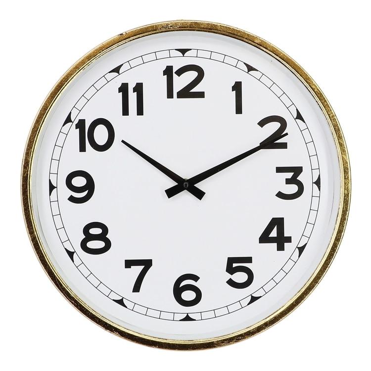 Nuevo diseño elegante hogar decorativo Reloj de pared campanilla