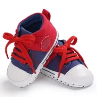baby boys shoes for girls sneakers breathable letter floral print anti slip shoes soft soled first walkers spring autumn