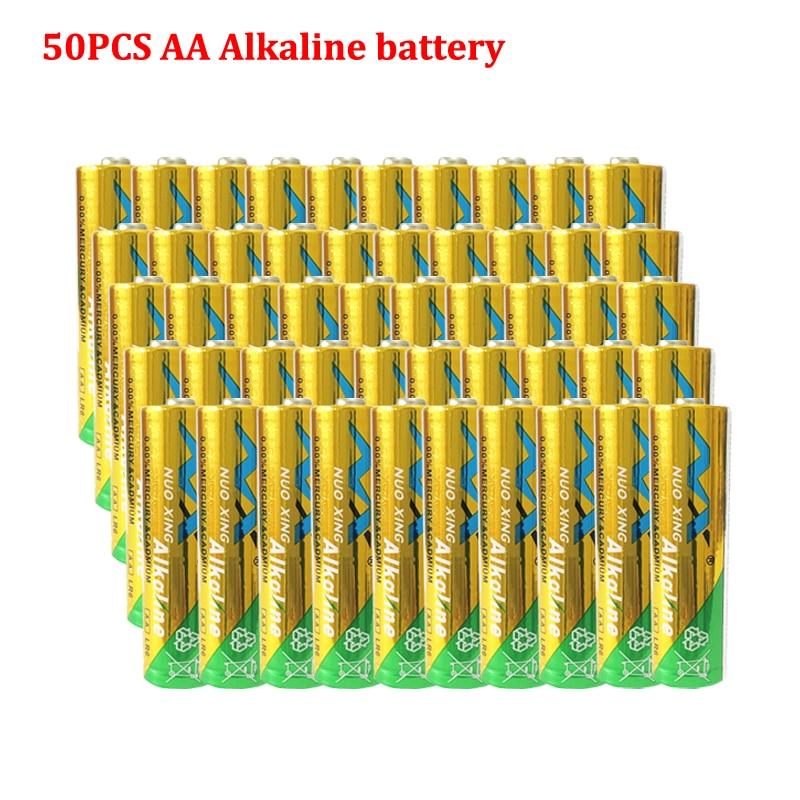 Batería alcalina LR6 NX 1,5 V AA para cepillo de dientes eléctrico,...