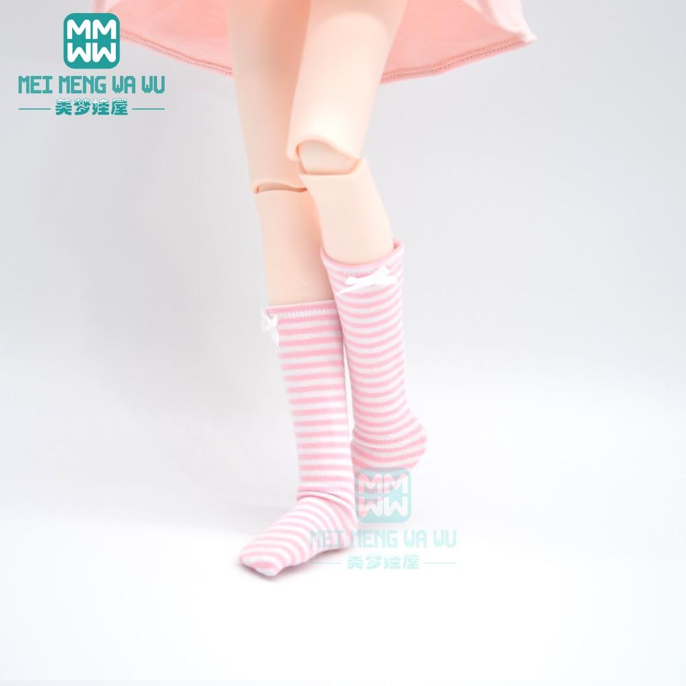 Аксессуары для куклы, подходят 1/6 1/4 1/3 BJD MSD YOSD MYOU SD13 SD10, гольфы, кружевные чулки
