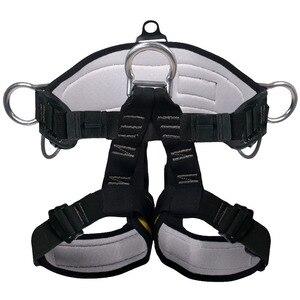 Ремень безопасности для сидения для защиты от огня на открытом воздухе
