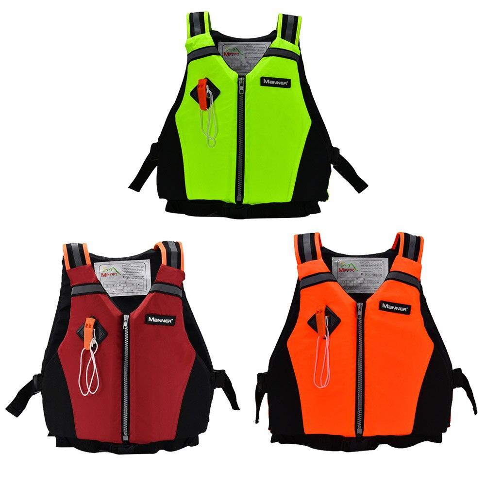 Chaleco salvavidas profesional de esnórquel para deportes acuáticos, chaleco salvavidas para nadar para niños, adultos, natación, esnórquel, traje de pesca
