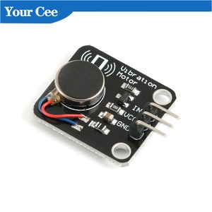 DC 5V PWM Vibration Motor Module DC Motor Mobile Phone Vibration Vibrator Mini Switch Sensor Module DIY for Arduino