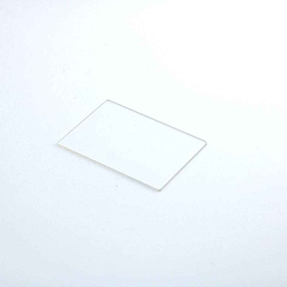 Прозрачное Защитное стекло для поверхности объектива камеры размер 40x40 мм B270