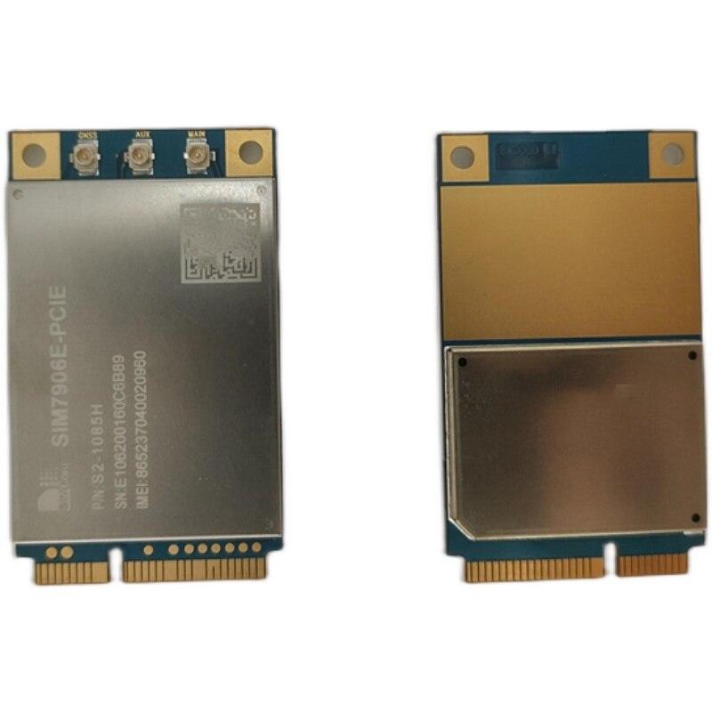 modulo lte cat6 minipcie de ate 300mbps suporta lte b1 b3 b5 b7 b8 b20 b28 b32b38 b40 b41