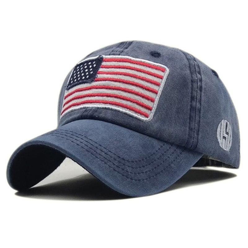 Оптовая продажа Мода США флаг камуфляж бейсболка для мужчин и женщин шляпа армейский американский флаг Bone Trucker высокое качество Gorras