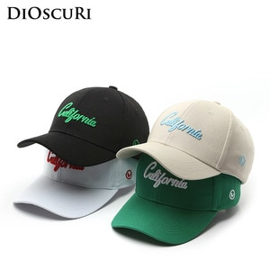 Cotton Lovers Hat Japanese Simple Embroidery Soft Top Big Brim Baseball Cap Outdoor Sports Skateboard Hat Casual Women Hat