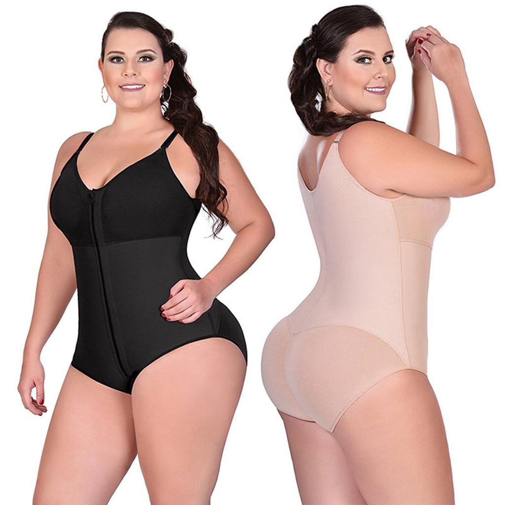 Ropa moldeadora firme sin costuras para mujer, Faja con busto abierto, Body modelador de cuerpo, corsé para siameses A1