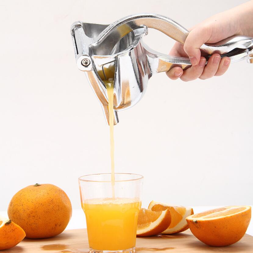 Gran oferta Manual exprimidor Extractor, se usa con la mano de bebé fresco instantáneo jugo de naranja máquina exprimidor de limón accesorios de cocina GM013