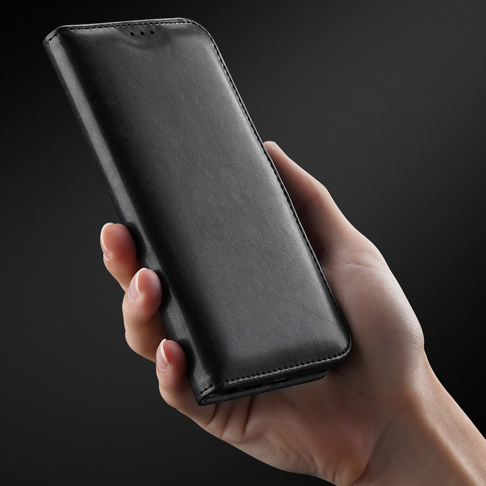 For Samsung Galaxy Note 20 KADO Series DUX DUCIS Luxury Leather Wallet Case Flip Case Cover Phone stand Magnetic Closure