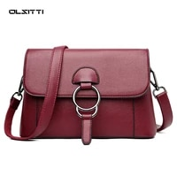 olsitti small pu leather shoulder bags for women 2021 new summer day fashion casual crossbody bag ladies handbags and purses