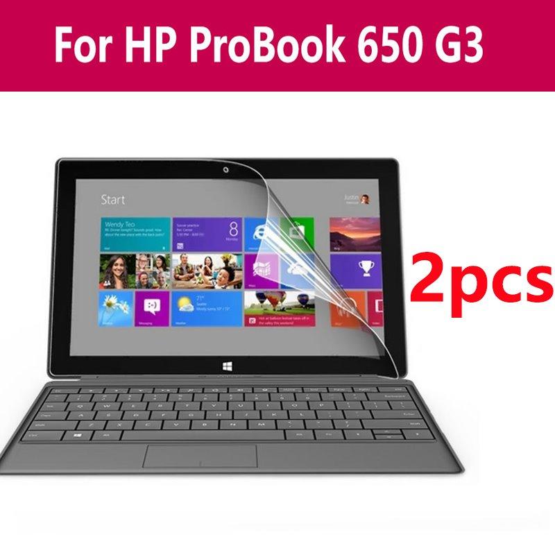Un conjunto de Protector de pantalla para tableta Microsoft Surface película protectora Pet para superficie portátil para Hp Probook 650 G3