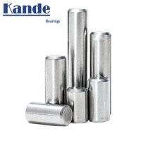 Bearing steel needle pin cylindrical pin round pin locating pin  5mm  * 3 4 5 6 7 8 9 10 12 14 15 16 18 20 25 26 28 30  GCR15