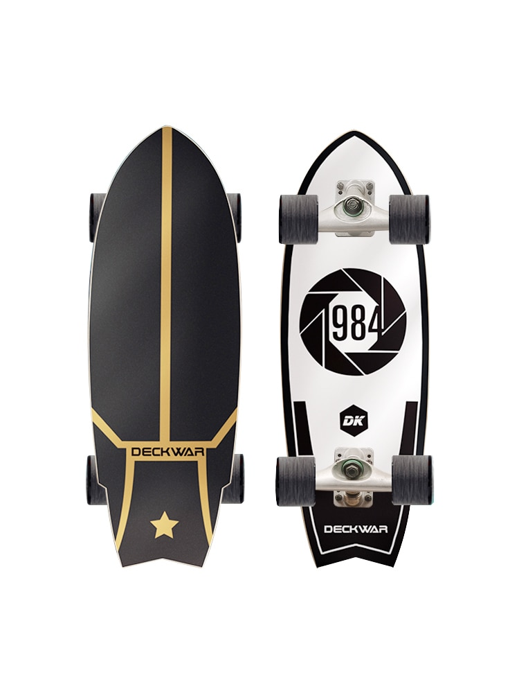 Profesional Skateboard Anime Board Wooden Steady Skateboard Thicken for Adults Planche De Skate Sports Entertainment EI50SA