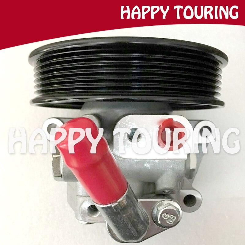 Новый гидравлический насос рулевого управления в сборе для FORD MONDEO 133 мм 6PK 6G91-3A696-EF 6G913A696EF
