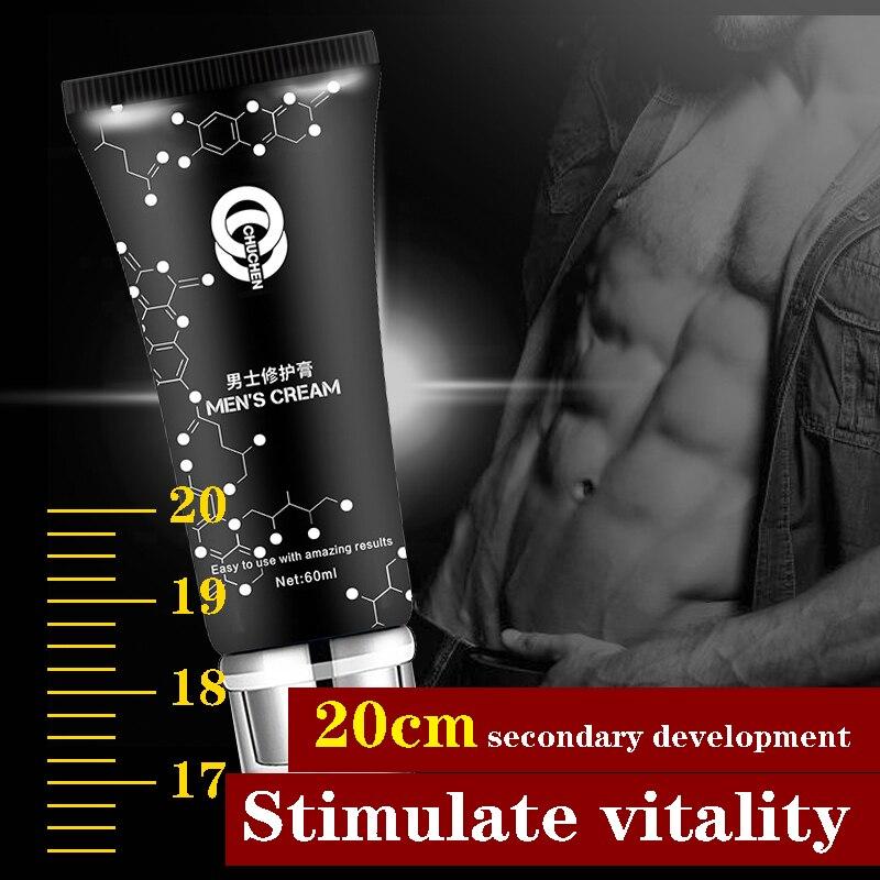 60ml big penis and strong men penis enlargement cream big cock penis erection enhancer gel to increa