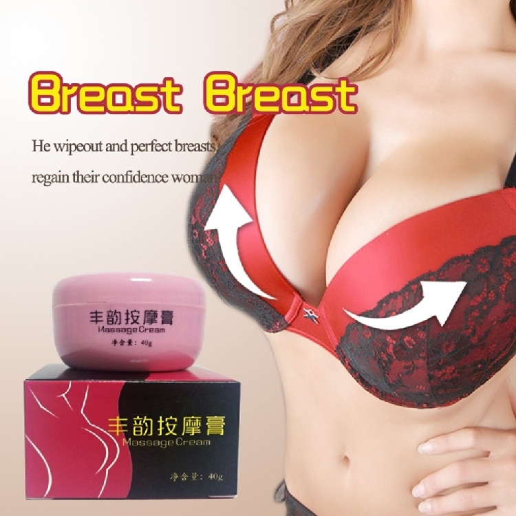 Effective Breast Enhancer Cream Big Bust Lifting Firming Increase Breast Intense Expansion Rapid Gro