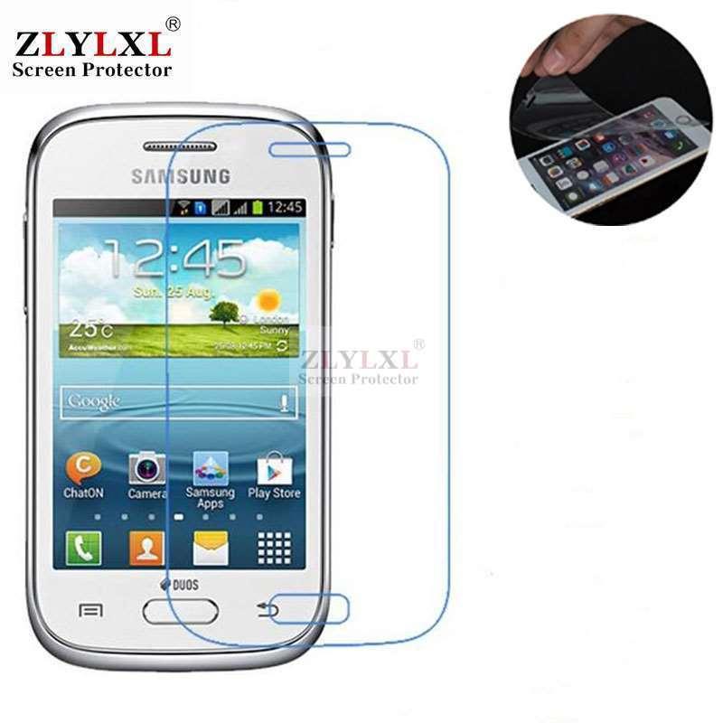 5 pièces alot doux résistant aux rayures HD film protecteur décran pour Samsung Galaxy Young Plus S6293