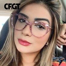 2020 Crystal Square sunglasses Frame Women Anti-blue light Trending Brand Design Optical Computer Gl