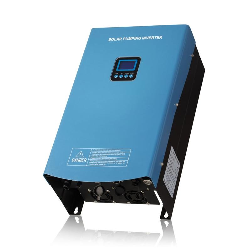 WccSolar Inversor solar 18000w 380v ( 24cv ) para Bomba de Agua