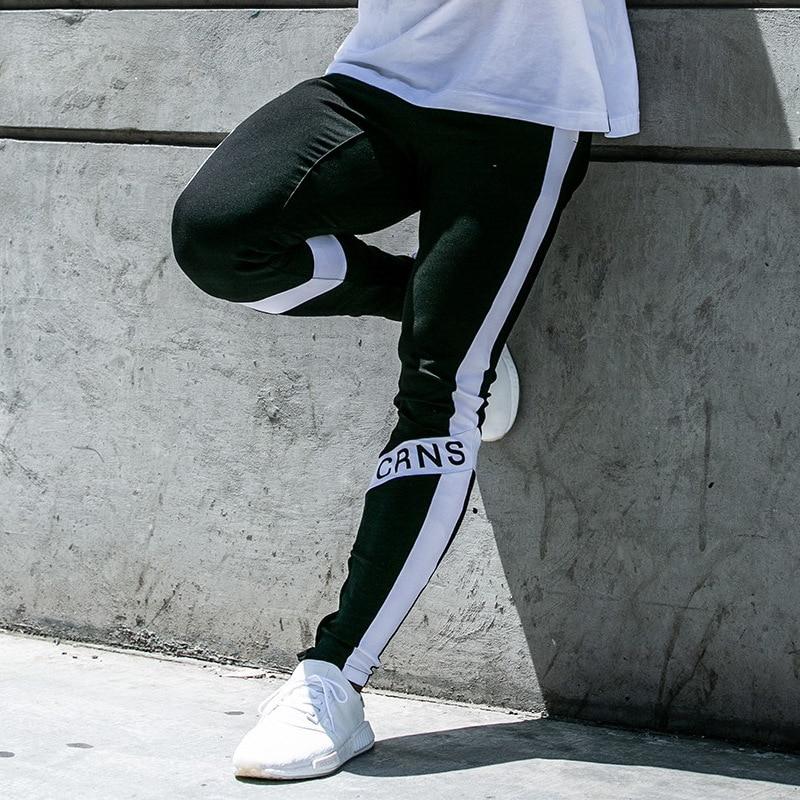 Pantalones de Fitness para hombres Pantalones de deporte de primavera y otoño...