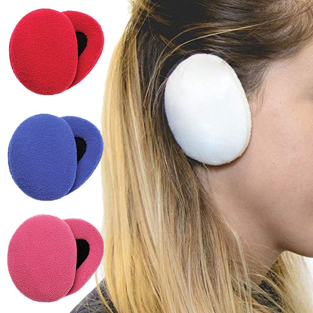 Inverno unisex pelúcia quente à prova de vento sem bandless earmuffs earflap earcap orelha mais quente earflap earcap earcap orelha mais quente