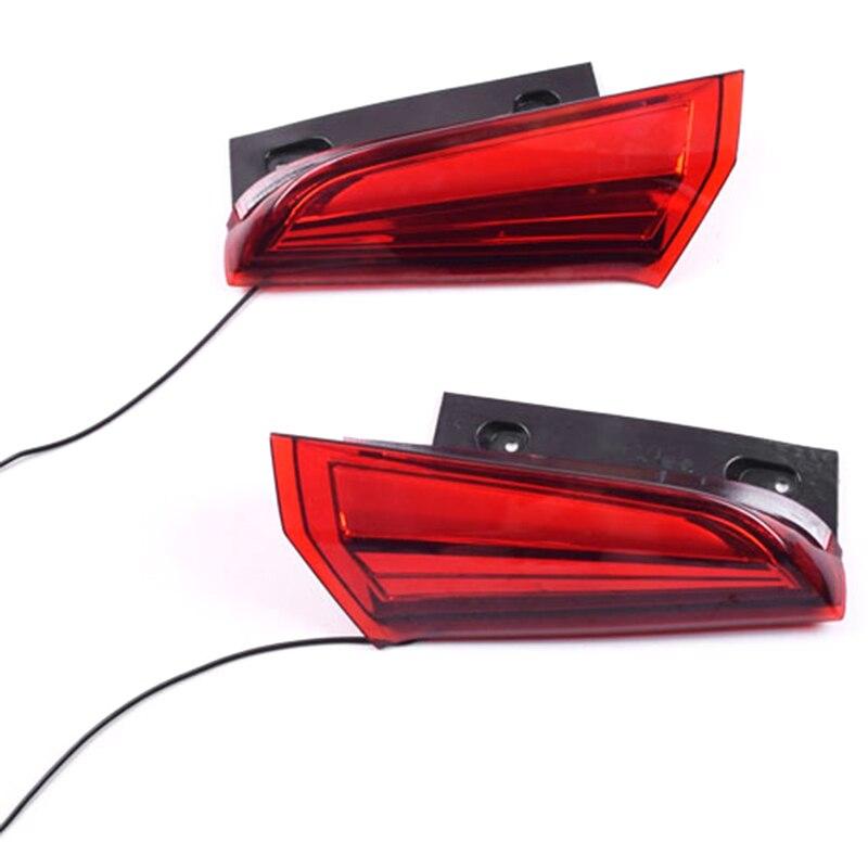 Luz trasera LED luz de freno adicional, luz de parachoques LED, luz trasera antiniebla para Suzuki Ertiga 2018 2019