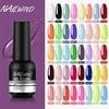 Vernis à ongles vernis à ongles vernis à ongles couleur Pure Base Semi permanente lampe à LED UV
