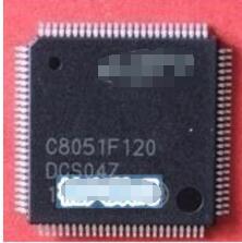 100% nuevo envío gratis C8051F120 C8051F120-GQR C8051F120-GQ QFP100-MCU
