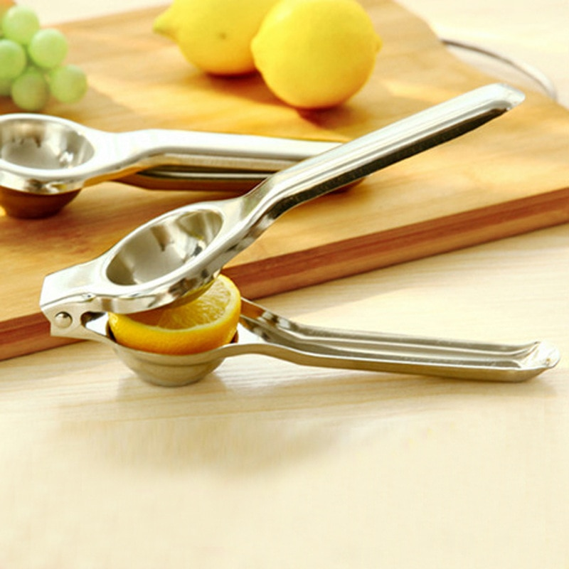 Stainless Steel Manual Citrus Juicer Hand Orange Squeezer Lemon Fruit Juicer Citrus Press Machine Kitchen Accessories For Home