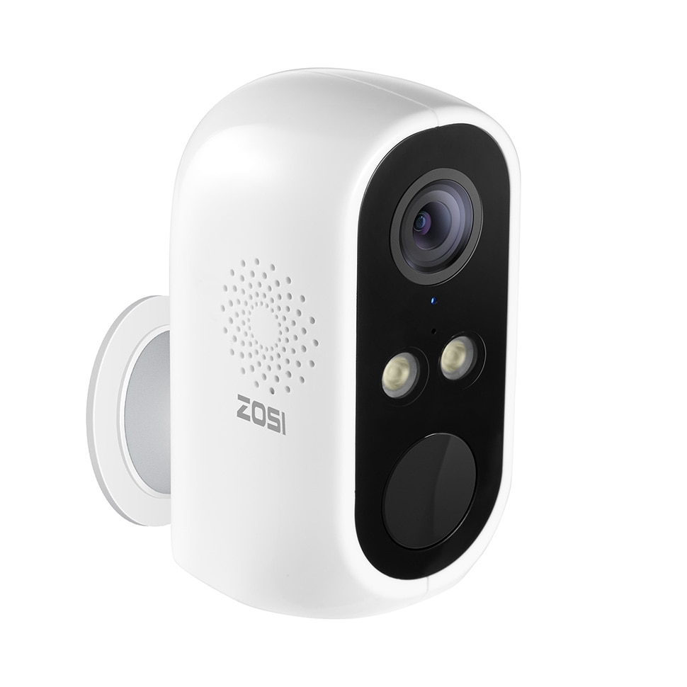 Wireless Security Camera Outdoor Battery Powered,WiFi Camera