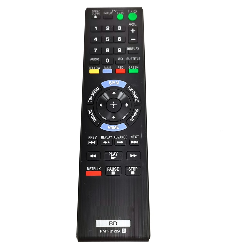 Se Original RMT-B122A para Sony reproductor de Blu-ray DVD BD Control remoto...
