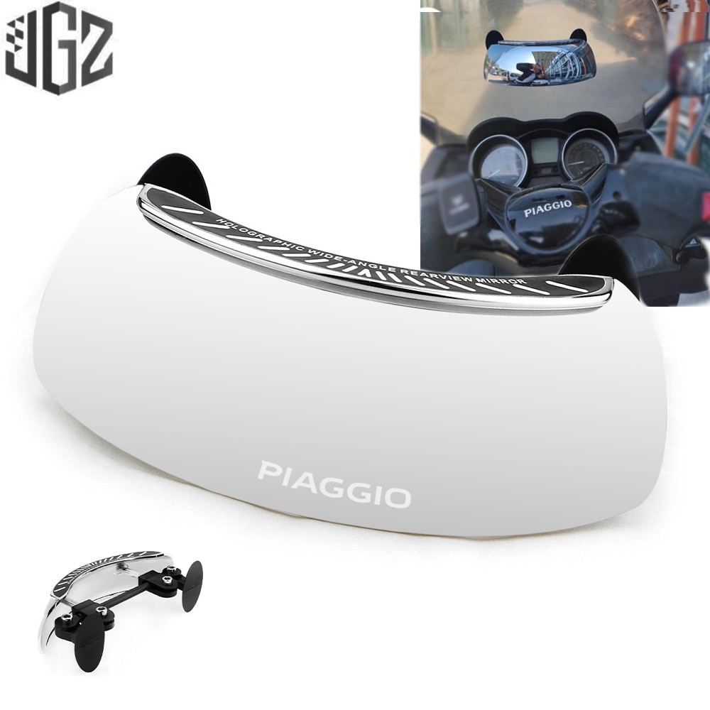 AliExpress - Motorcycle 180 Degree Wide Angle Windscreen Rear View Mirrors For Piaggio Medley 150 FLY Liberty 150 125 Beverly 300 ww150 ZIP50