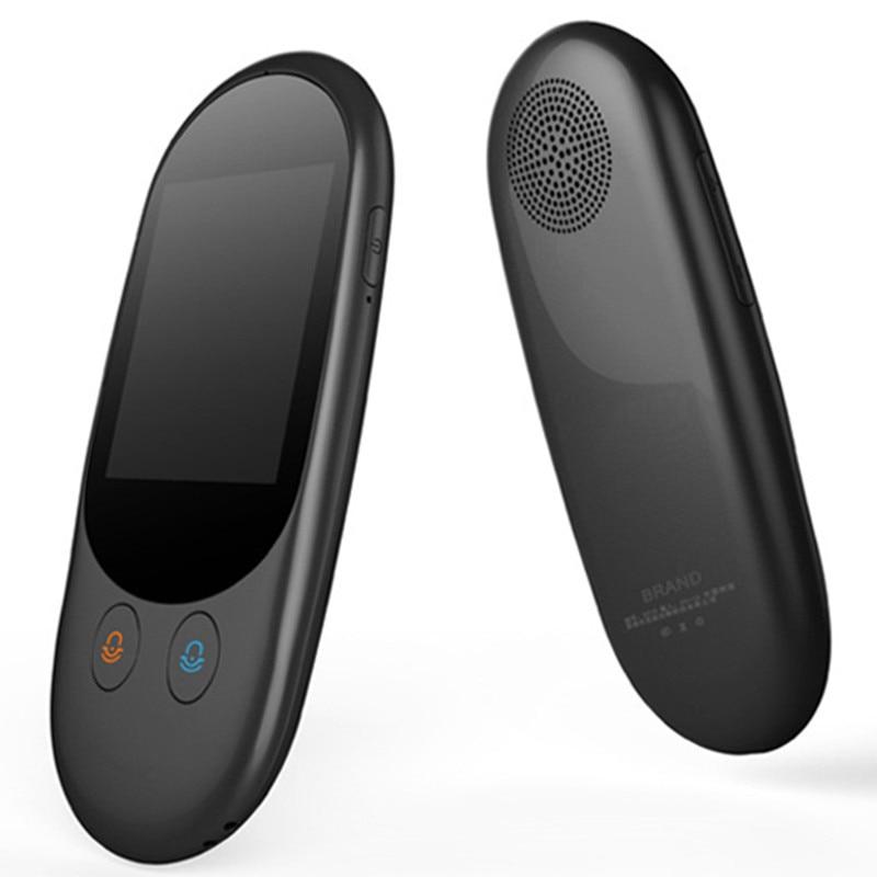 Portable Smart Translator Two-Way Real Time Multi Language Translation machine WiFi Learning Travel Business Shopping Meeting enlarge