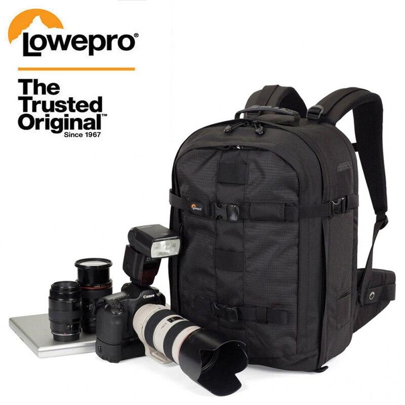 "Gopro Genuine Lowepro Pro Runner 450 AW Urban-inspired Photo Camera Bag Digital SLR Laptop 17"" Backpack"
