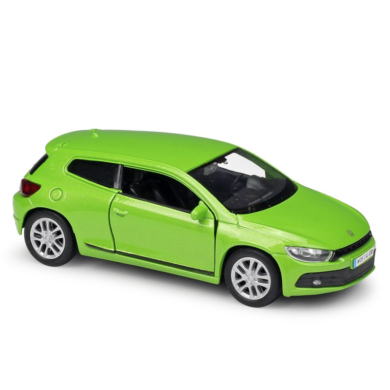 1 24 diecast model for naveco iveco nj2046 army truck green alloy toy car miniature collection gifts van 1:36 Diecast Models VW Scirocco Green Model Toys model cars Alloy Car Diecast Metal Pull Back Car Toy For Gift Collection