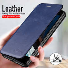 leather flip magnetic case For iphone se 2020 case on the For iphone 11 pro max x xs xr 6 7 8 plus wallet cover coque fundas