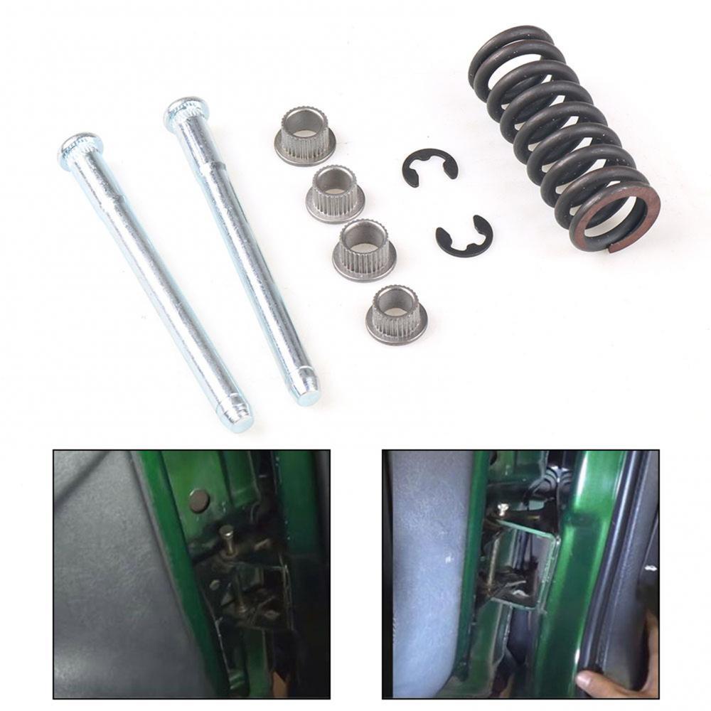 55% Dropshipping!!Car Modified Front Rear Door Hinge Pin Repair Kit for Chevrolet S10 S15 94-04