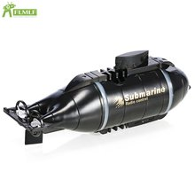 RC Submarine Model Happycow 777-216 Mini Speed Under Water Remote Control 6 Channels Pigboat Simulat