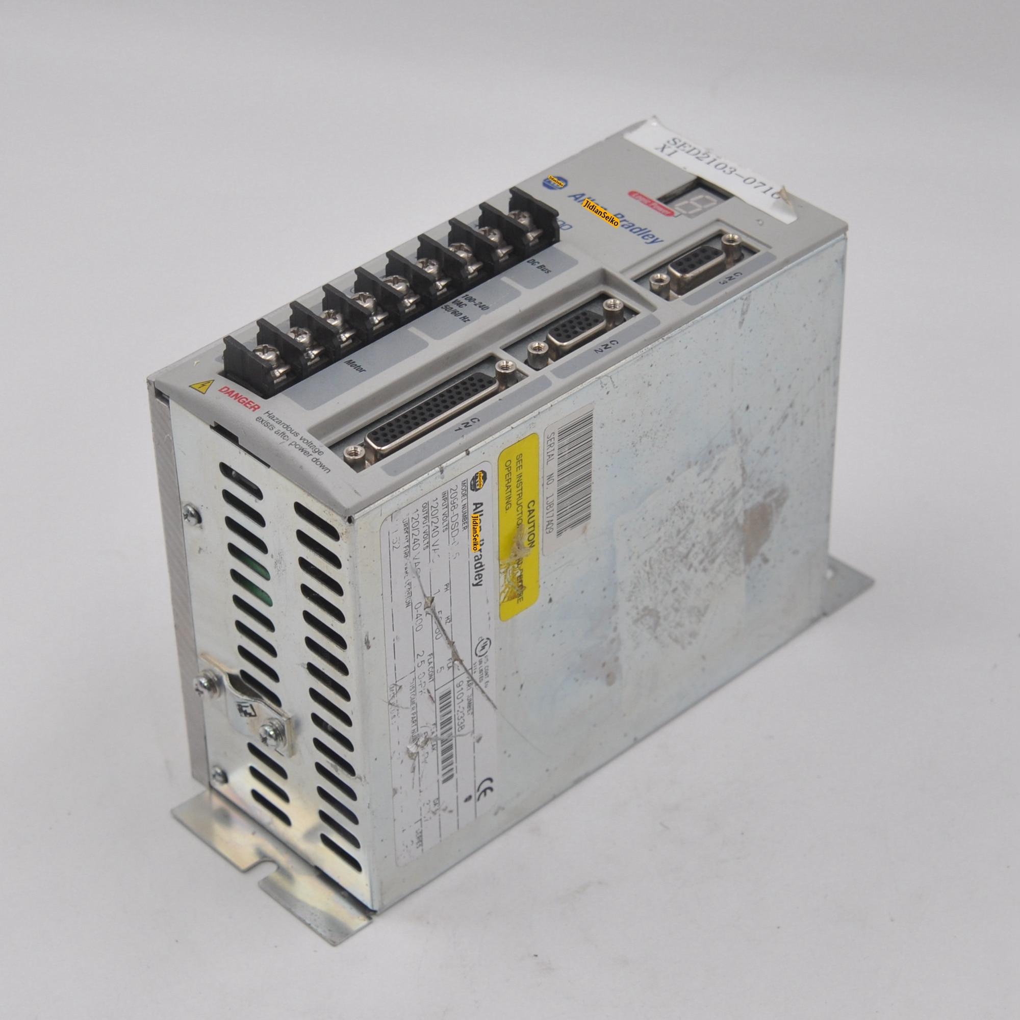 2098-DSD-005 servo controller enlarge