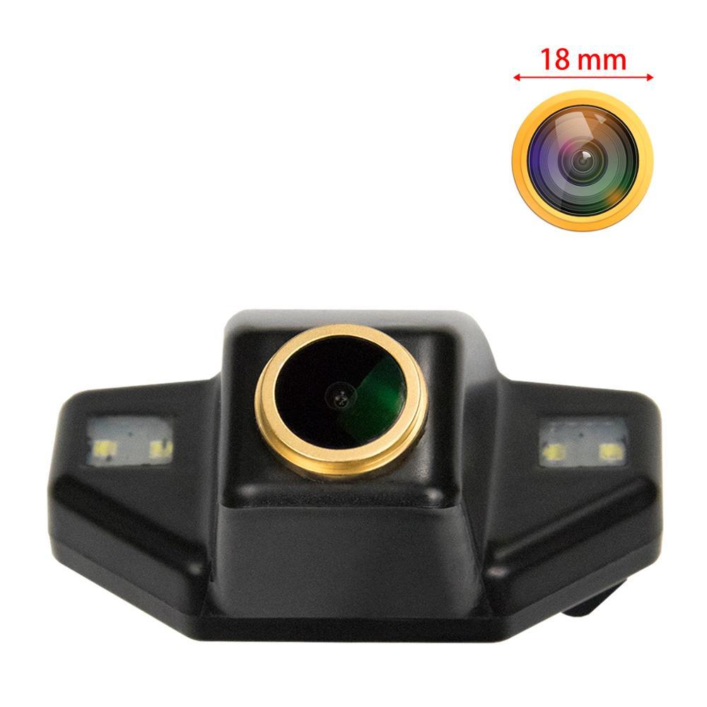 Freezzmi Golden HD Автомобильная камера заднего вида для HONDA CRV CR V Odyssey подходит hatackback Jazz