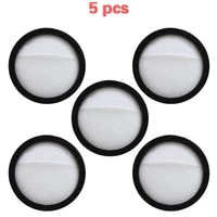 35 pc filters cleaning replacement hepa filter for proscenic p8 vacuum cleaner parts
