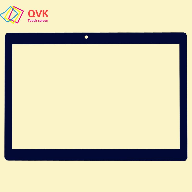 New Black 10.1 Polegada Para POSITIVO BGH Y1000 Y1010 Capacitive touch screen painel de reparação substituição de peças de reposição
