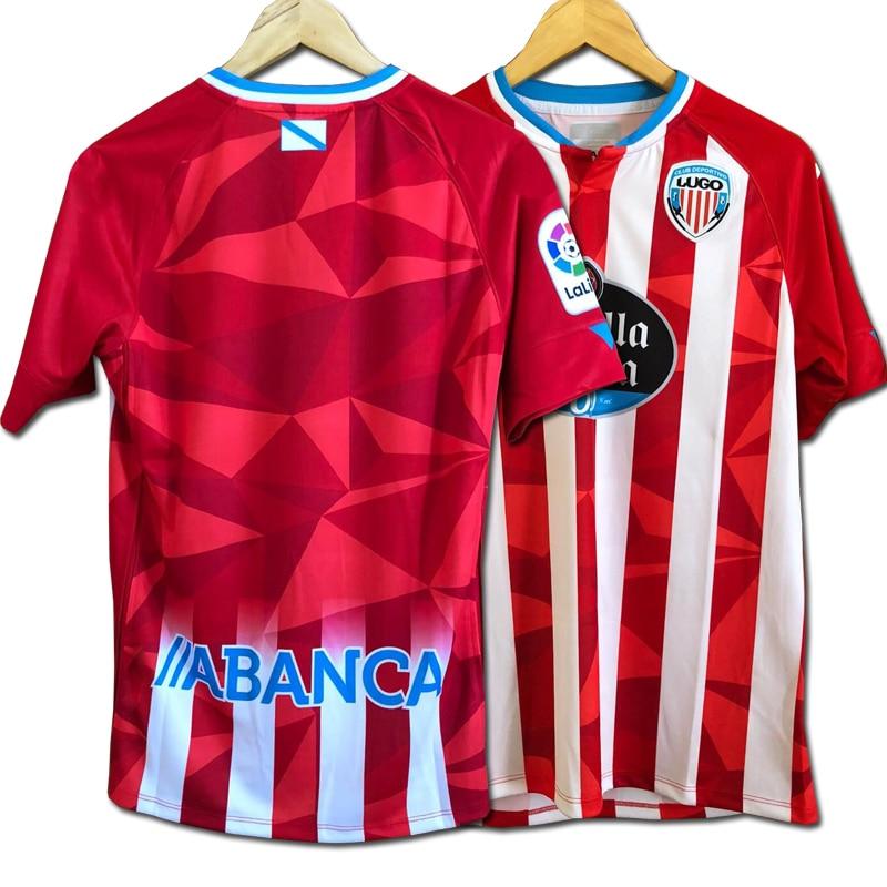 20/21 CD Lugo Futbol Camisa camisas 2020 Lugo Camiseta De Futbol De...