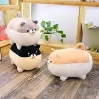 40cm50cm cute shiba inu dog plush toy stuffed soft comfortable chai sleeping pillow christmas gift valentine present